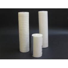 """Cartouche 10""""x2.5"""" 5 microns (fibre) (valuetrex)"""