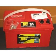 Dc31200 batterie big red. decharge lente 140 amp