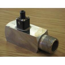 """Injecteur 3/8"""" a/vis externe pour ajust., 500 psi max."""