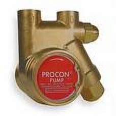 Pomp proc/fluid 100gph (pince) clamp/relief/filtre