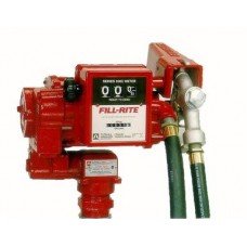 Pompe 110v 15 gpm a/compteur fill-rite