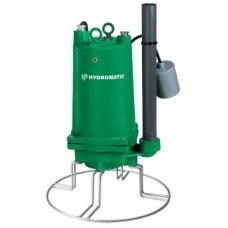 Pompe broyeuse hydromatic 2hp 230v 20' hpgr200a2-2 imp, 5.38