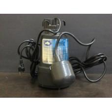 Pompe de fontaine sans huile fonte/plastic l.g. c/a flotte
