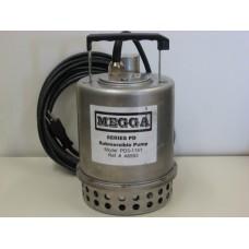 "Pompe effluent ebara ss304 1-1/4"", 1/3hp, 115v, man. inox"