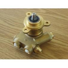 Pompe fluid-o-tech 170gph en ss et joint viton flange