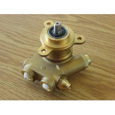 Pompe fluid-o-tech pa1511f acier inox flange/relief/62gph